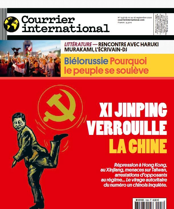 Courrier International – 10.09.2020