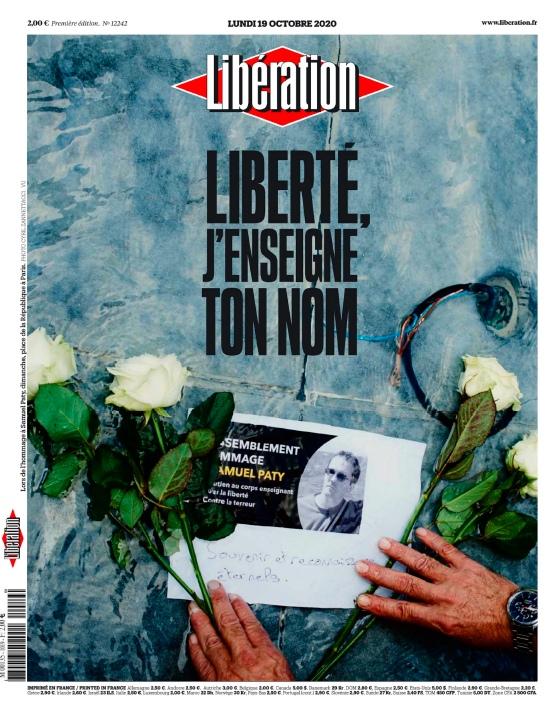Libération – 17.10.2020