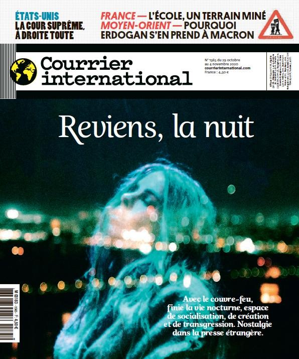 Courrier International – 29.10.2020