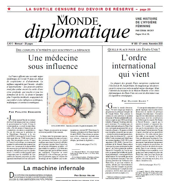Le Monde Diplomatique – 11.2020