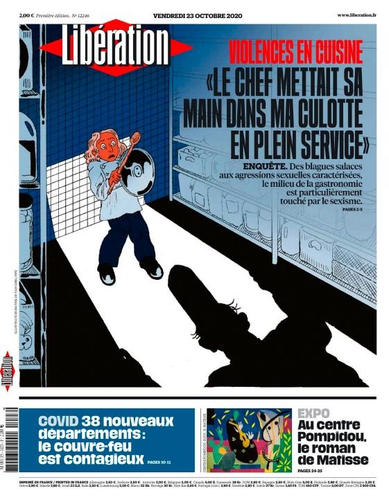 Libération – 23.10.2020