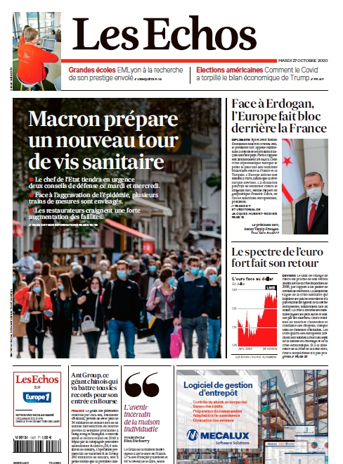 Libération – 27.10.2020