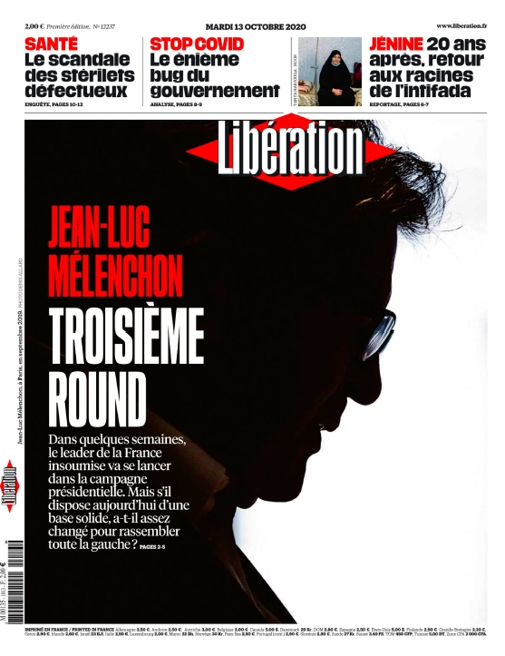 Libération – 13.10.2020