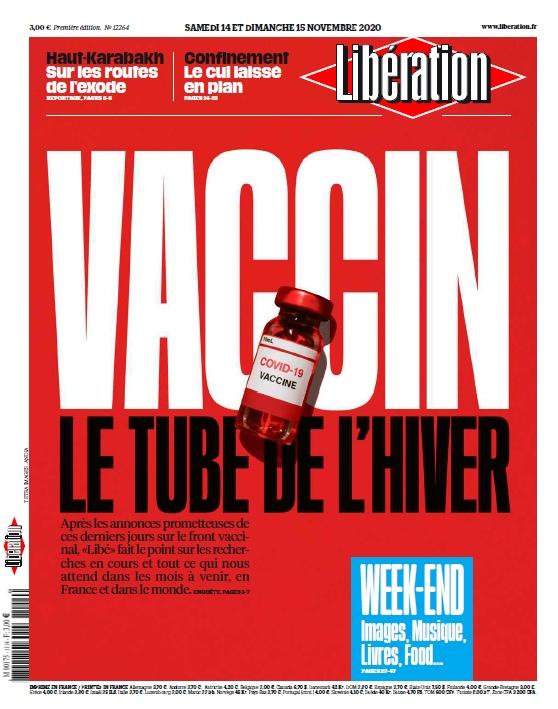 Libération – 14.11.2020