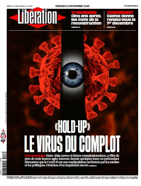 Libération – 13.11.2020